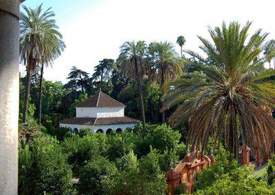 Giardini dell'Alcoba dei Reales Alcazares