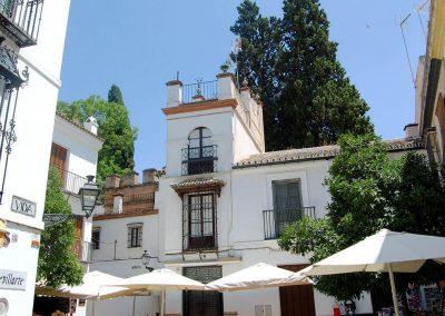 Calle Vida Siviglia