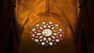 Rosone della Cattedrale di Siviglia