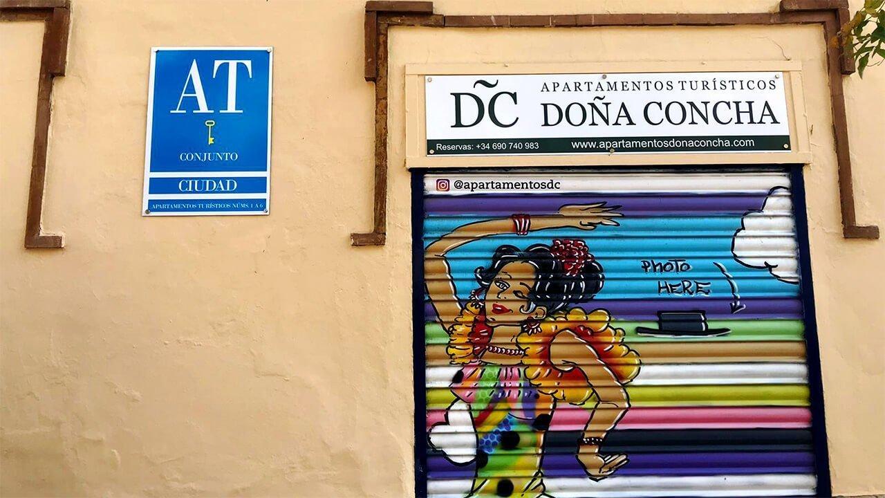 Apartamentos Doña Concha