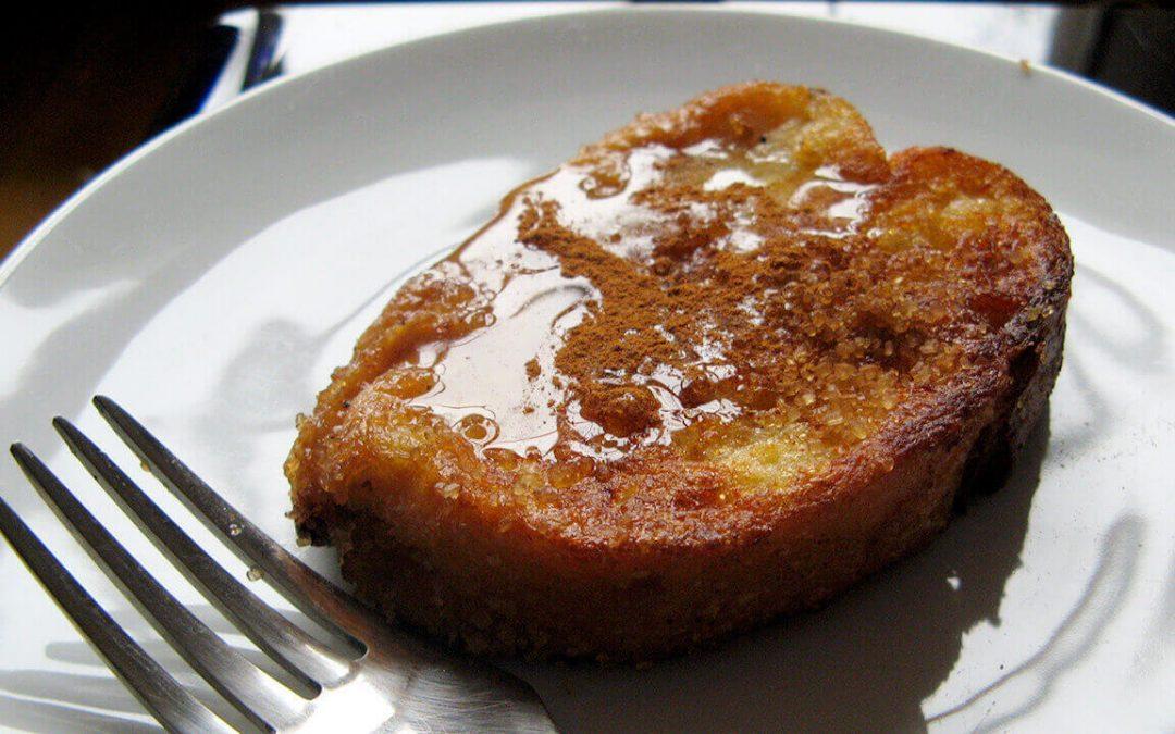 Ricetta delle Torrijas: il dolce andaluso di Pasqua