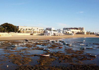 Spiaggia della Caleta