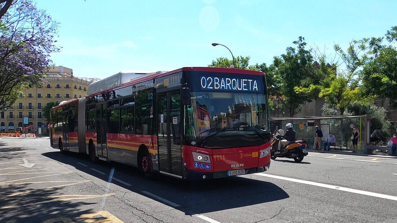Come muoversi a Siviglia