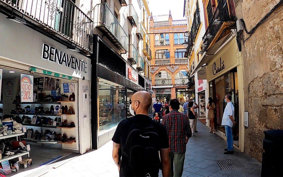 Coronavirus a Siviglia: situazione Covid in Andalusia