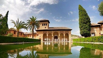 El Partal all'Alhambra