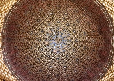 Cupola Palazzo Mudejar