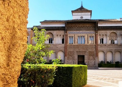 Facciata Palazzo Mudejar