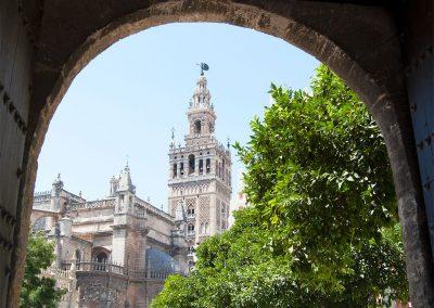 Giralda di Siviglia