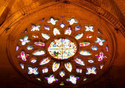 Rosone Cattedrale di Siviglia